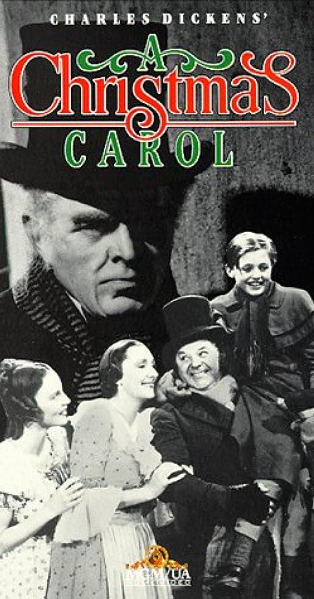 A christmas carol and scrooge