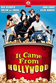 It Came from Hollywood Poster