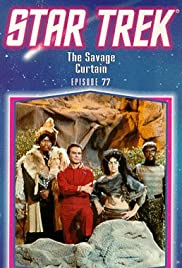 The Savage Curtain Poster