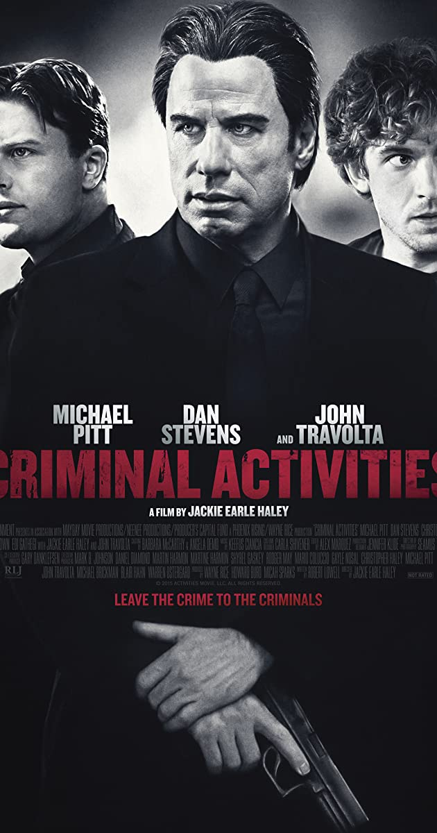 criminal activities trailer german