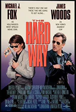 The Hard Way poster