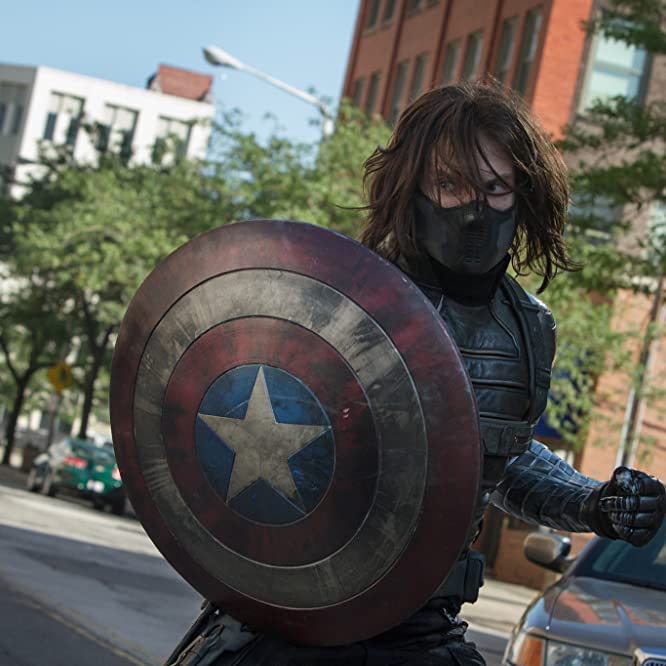 Sebastian Stan in Captain America: The Winter Soldier (2014)