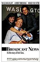 Broadcast News (1987) Poster