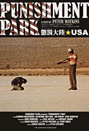 Punishment Park Poster