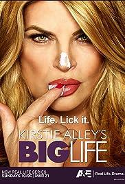 Kirstie Alley's Big Life Poster