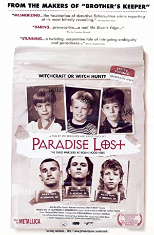 Paradise Lost: The Child Murders at Robin Hood Hills Poster