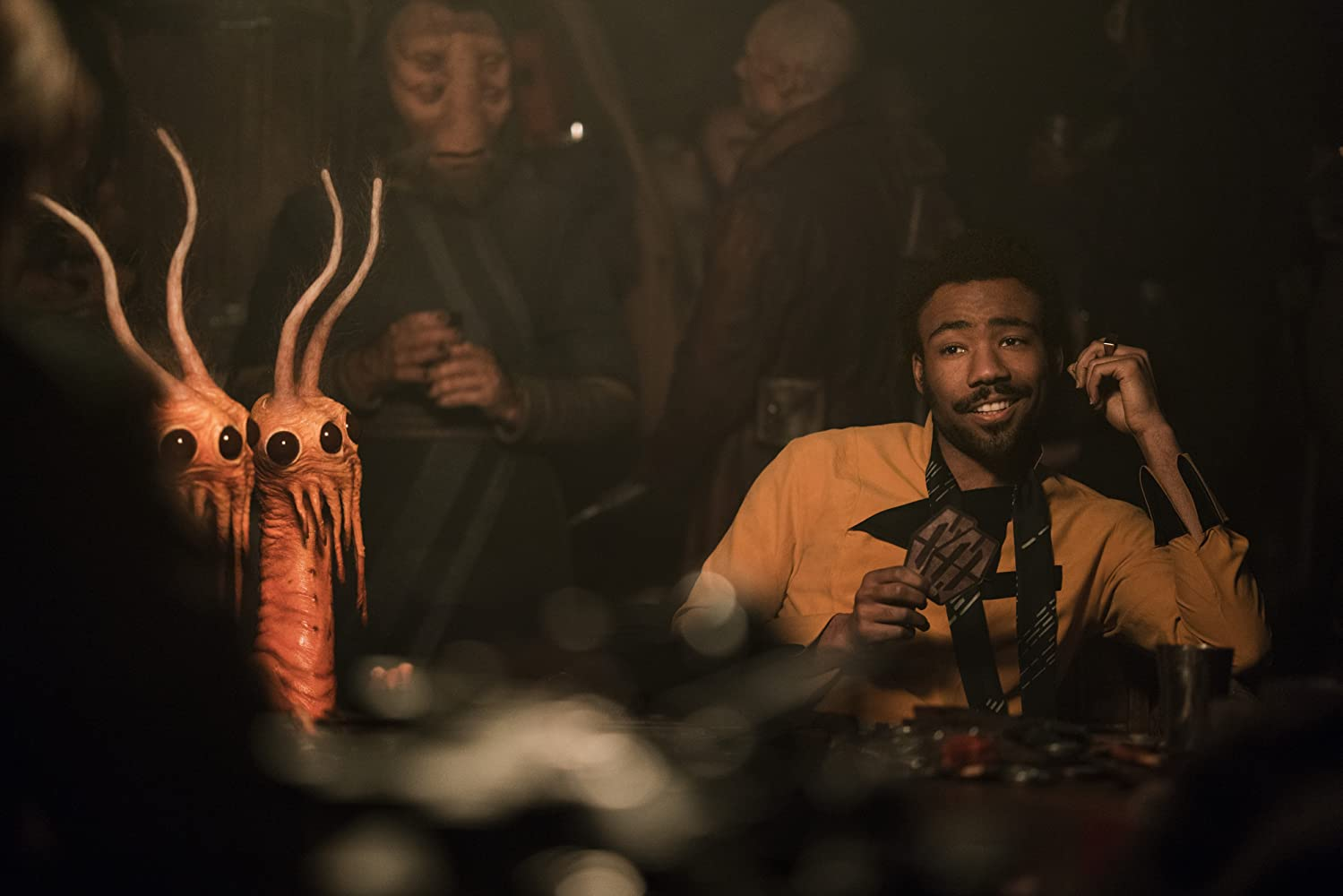 Donald Glover in Solo: A Star Wars Story (2018)
