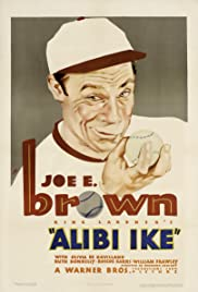 Alibi Ike(1935) Poster - Movie Forum, Cast, Reviews