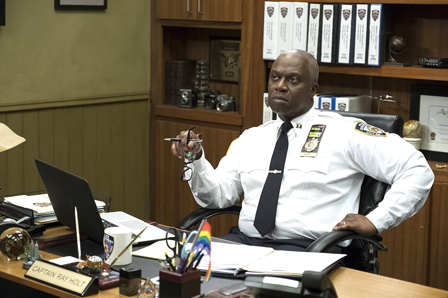 Andre Braugher in Brooklyn Nine-Nine (2013)