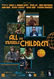 All the Invisible Children Poster