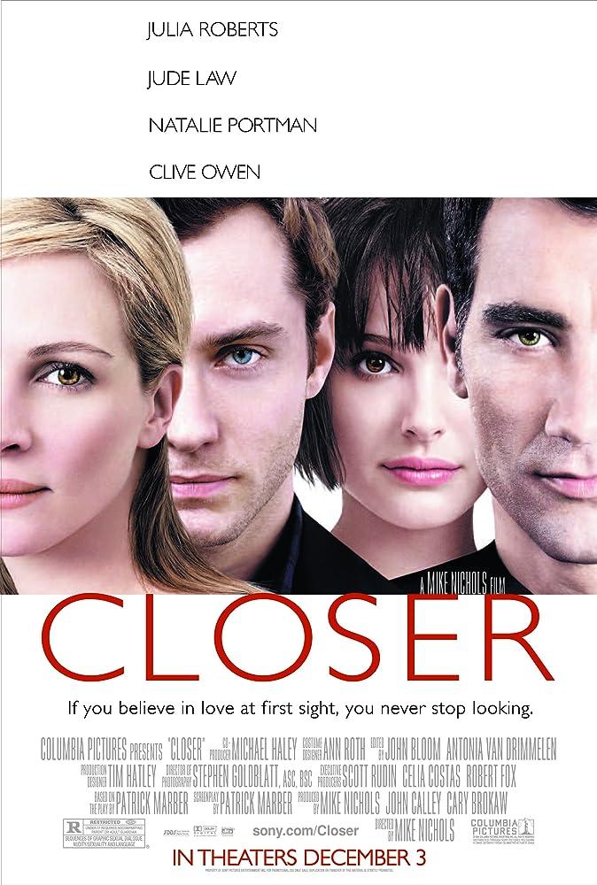 Closer BluRay
