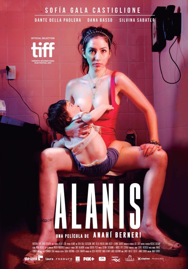 Alanis 2017 700MB 720p Full Movie Download Spanish HDRip