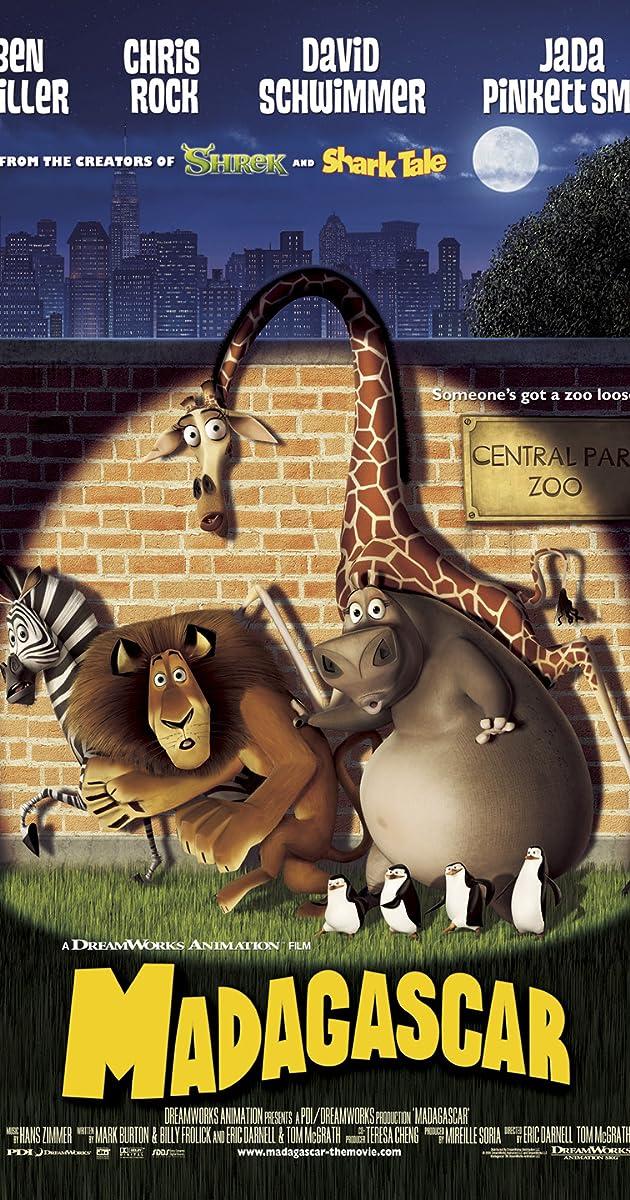 Madagascar 2005 Imdb