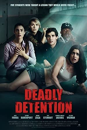Movie Deadly Detention (2017)