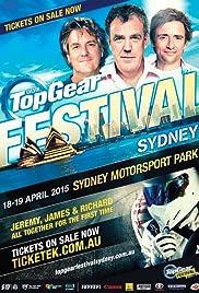 Top Gear Festival: Sydney Poster