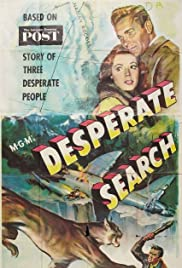 Desperate Search(1952) Poster - Movie Forum, Cast, Reviews