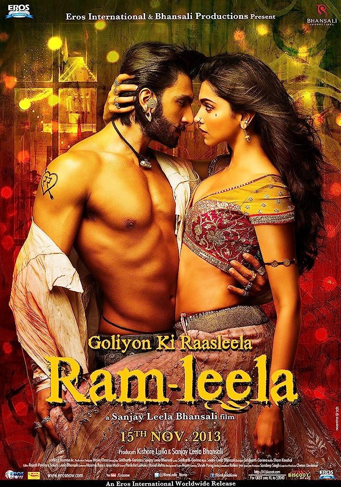 Goliyon Ki Raasleela Ram-Leela (2013) Bollywood Movie