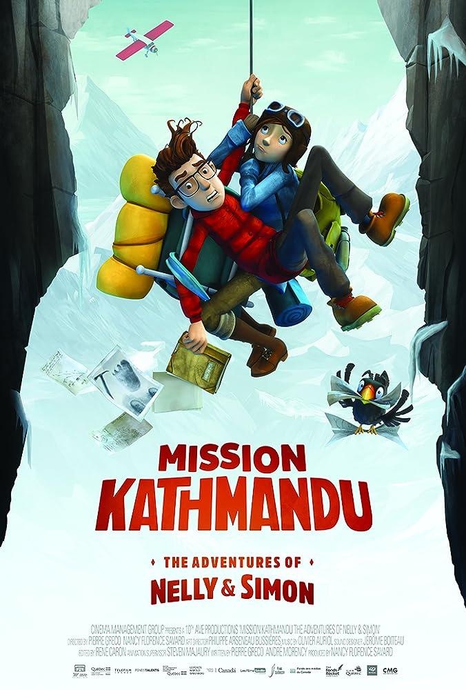 Резултат слика за Kathmandu: The Adventures of Nelly & Simon