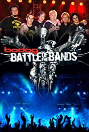 Bodog Music Battle of the Bands Poster