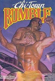 WCW/NWA Chi-Town Rumble Poster