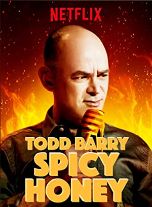 Permalink to Movie Todd Barry: Spicy Honey (2017)