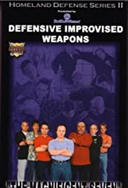 Defensive Improvised Weapons: The Magnificent Seven Poster