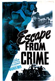 Escape from Crime Poster