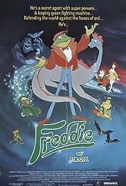 Freddie as F.R.O.7. Poster