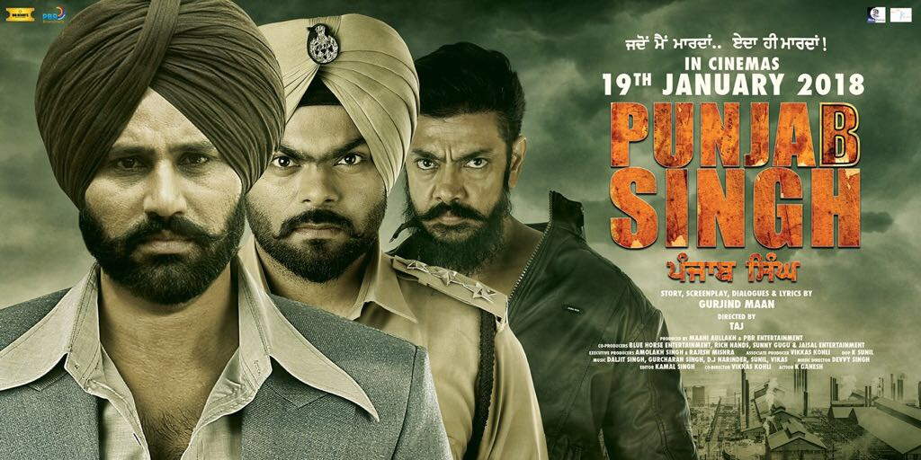 Punjab Singh 2018 Latest Movie Free Download
