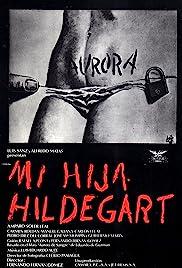 Mi hija Hildegart Poster