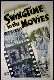 Swingtime in the Movies Poster