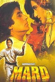 Mard(1985) Poster - Movie Forum, Cast, Reviews