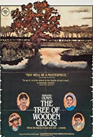 The Tree of Wooden Clogs Poster