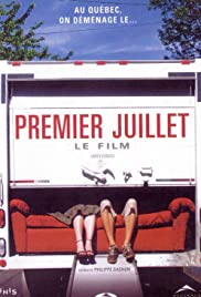Premier juillet, le film Poster