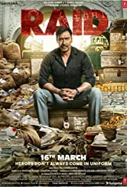 Watch Raid (2018) 1080p Hindi HDRip - AVC - AAC - 3.7GB