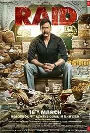 Raid (2018) Hindi Full Movie DVDSCR (228.MB)