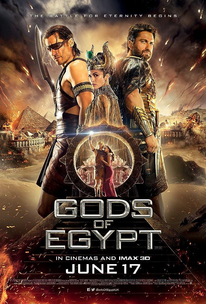 Gods of Egypt (2016) Hindi Dubbed Movie