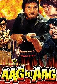 Aag Hi Aag Poster