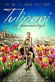 Tulipani: Liefde, Eer en een Fiets Poster