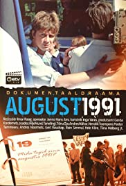 August 1991 Poster