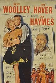 Irish Eyes Are Smiling(1944) Poster - Movie Forum, Cast, Reviews