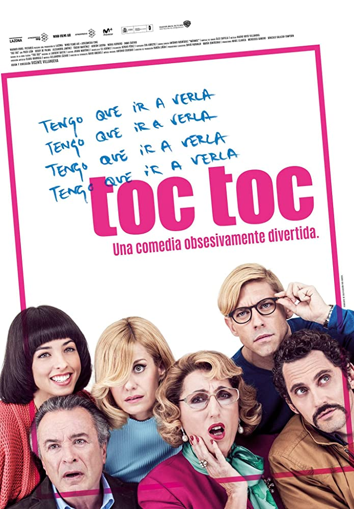 Assistir Toc Toc Online