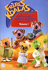 The Koala Brothers Poster - TV Show Forum, Cast, Reviews