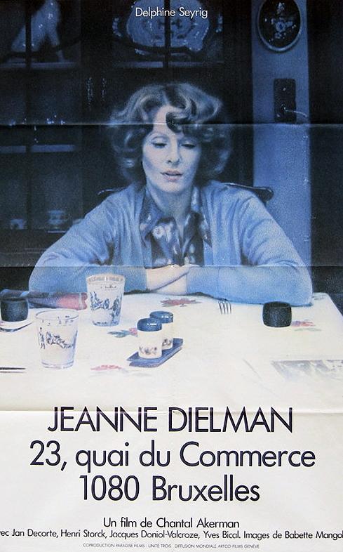 """Résultat de recherche d'images pour """"Jeanne Dielman, 23, quai du commerce, 1080 Bruxelles"""""""