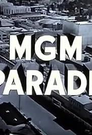 MGM Parade Poster