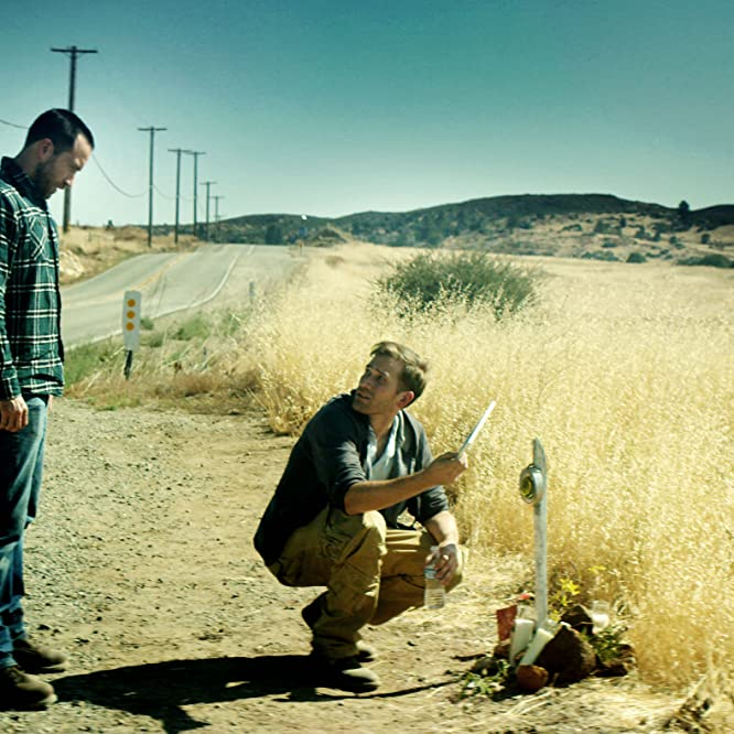 Aaron Moorhead and Justin Benson in The Endless (2017)