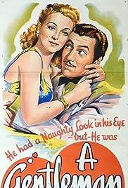 A Gentleman at Heart Poster