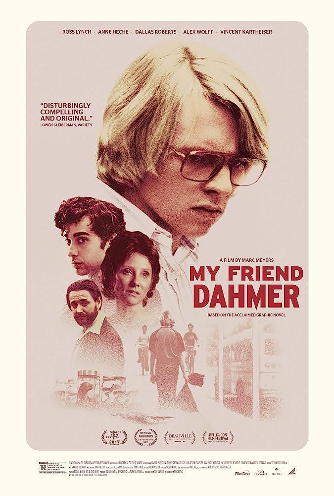 فيلم My Friend Dahmer 2017 مترجم