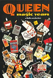 Queen: Magic Years, Volume Two - A Visual Anthology Poster