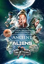 Traveling the Stars: Action Bronson and Friends Watch Ancient Aliens